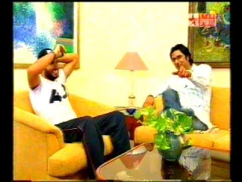 Wasim Akram Interviewing Shahid Afridi PART 2