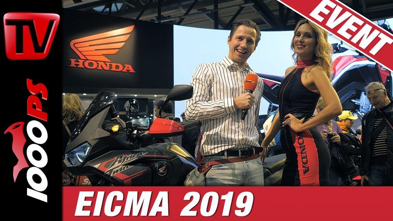 EICMA 2019 - Alle Motorrad Neuheiten 2020 von der Messe Mailand - Rundgang mit NastyNils