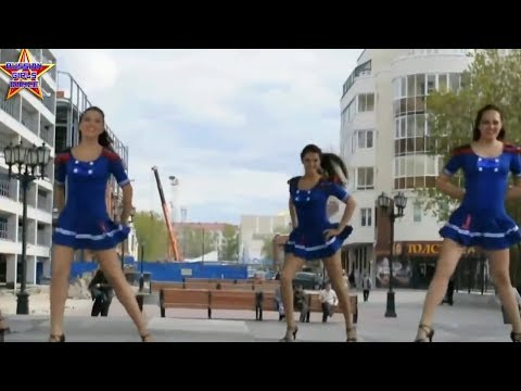 RUSSIAN GIRLS DANCE - Kalinka-Malinka Dance Remix (Russkaya Narodnaya Song)
