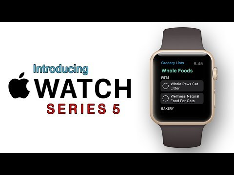 Introducing Apple Watch Series 5 - Apple