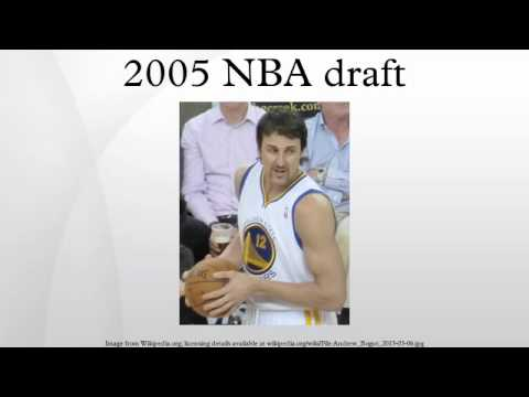 2005 NBA draft