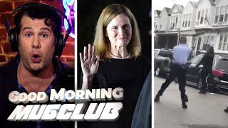 ACB Confirmed, CHAOS in Philadelphia! | Good Morning #MugClub