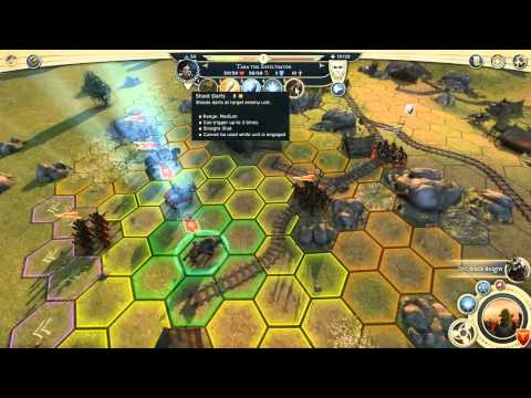 Age of Wonders 3 ~ 02 ~ Combat Game Mechanics