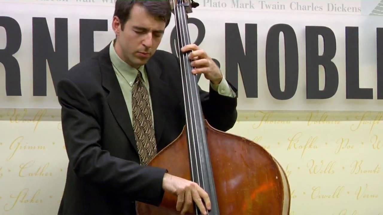 "David Grossman performs ""You Stepped Out of a Dream"""