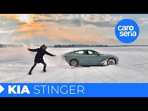 Kia Stinger, czyli zazdrościć, czy współczuć? (TEST PL)   CaroSeria
