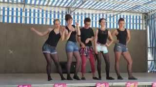 Show me how you burlesque (Dance Cover)-Five to One