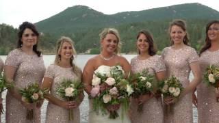 Lauren & Graham Wedding Highlights Video at Evergreen Lake House