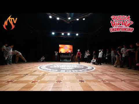 2 - SemiFinal - POPPING - RUSSIA HIP HOP DANCE CHAMPIONSHIP 2019