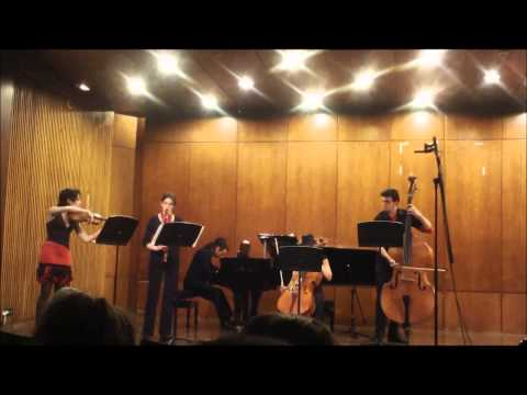 Soledad, Ástor Piazzolla, Conservatorio Municipal de Barcelona