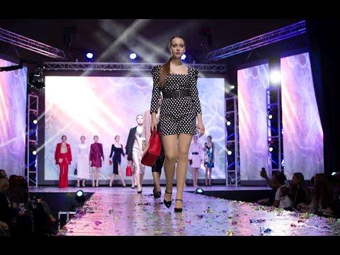 Grodno Fashion Show – 2019. ТМ  «M.L.». Дизайнер ЕЛЕНА БАНДЫСИК.