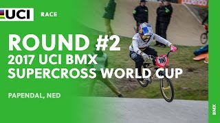 2017 UCI BMX Supercross World Cup - Papendal (NED) / Day 2