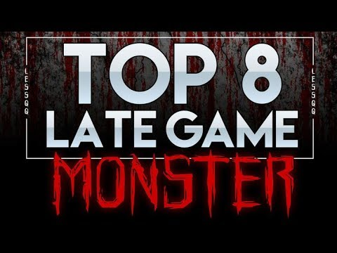 Top 8 Late Game Monster - Hyper Carrys