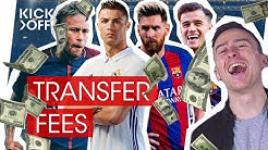 Transfer Fees Explained: Why is Coutinho worth €160m?