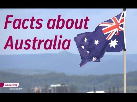 Facts about Australia   Englisch-Video für den Unterricht