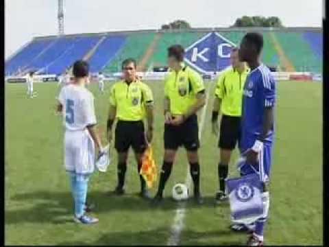 Olympique De Marseille U15 vs Chelsea U15 (13-14)