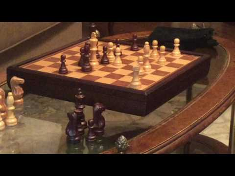 Teenager Uses Chess Strategy in Game With Grandpa
