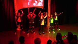 Youth Hip Hop - Diamonds are Forever DF Dance Showcase 2018