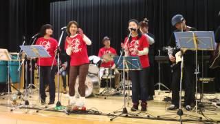 2015年2月22日 コミュニティセンターなかさと「音楽広場」