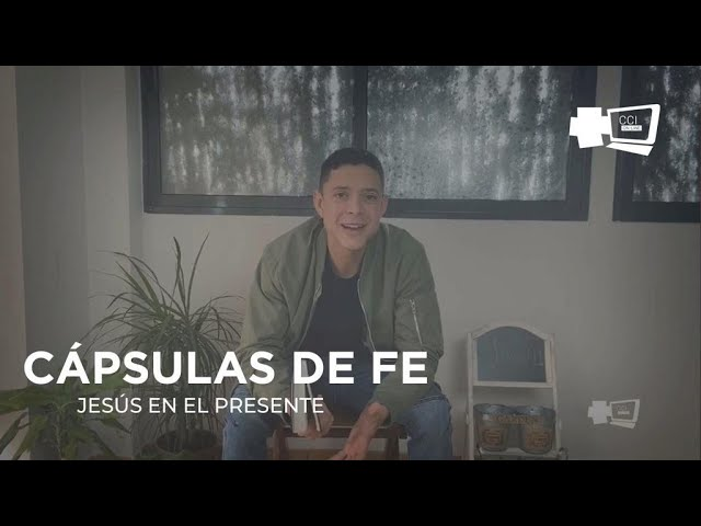 JESUS EN EL PRESENTE (Manuel Dávila)