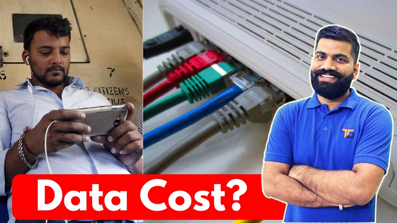 Why Mobile Data is Expensive than Broadband? The Reality!!!