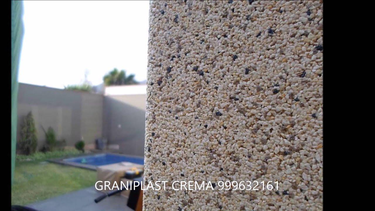 Graniplast Microcemento Estuco Youtube
