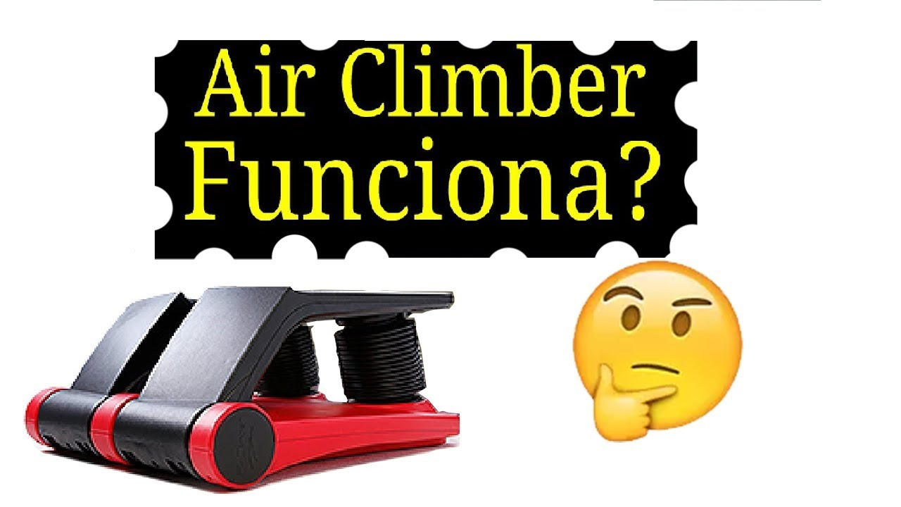 Air Climber Polishop Youtube