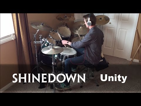 Shinedown | Unity | HD Drum Cover by Alec Halpin