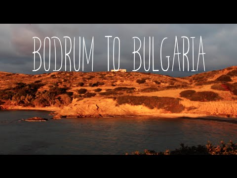 Bodrum To Bulgaria | Cycle Touring | Greece | Chapter 18