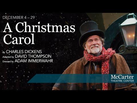 A Christmas Carol 2018 Trailer - McCarter Theatre Center