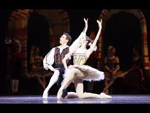 Rudolf Nureyev's Don Quixote from the Wiener Staatsoper