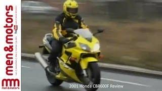 2001 Honda CBR600F Review