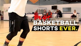 BEST BASKETBALL SHORTS EVER! | DryV Baller 3.0 Performance Review