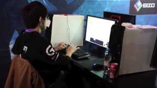 Dreamhack Winter 2014, Starcraft 2 APM - HerO, Polt, MC, ForGG