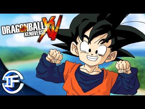 EL PODER OCULTO DE SON GOTEN! - Dragon Ball Xenoverse - 동영상