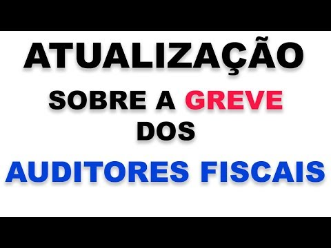 ATUALIZAÇÂO sobre a GREVE dos AUDITORES FISCAIS + Dicas de rastreio!