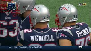 2014 Week 8 - Bears @ Patriots