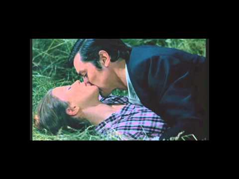 Alain Delon Kisses