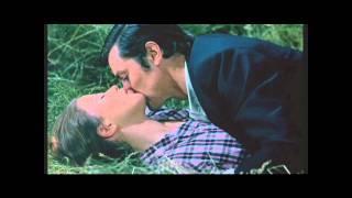 Alain Delon Kisses