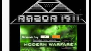 Modern Warfare 2 Razor1911 Keygen[Band new keys not blacklisted yet!]