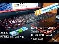 Ноутбук ASUS GL 753 VD *i7 7700 Nvidia GTX 1050 4GB*