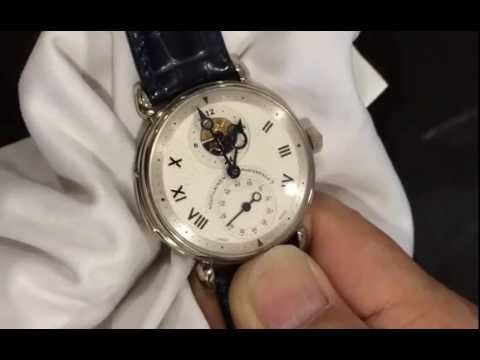 The Kari Voutilainen Masterpiece 7 Decimal Repeater In Action