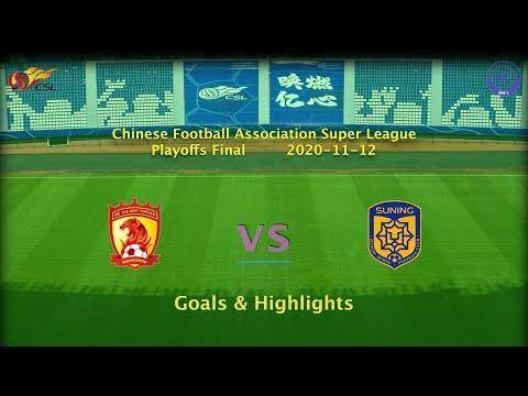 Guangzhou Evergrande Jiangsu Suning Goals And Highlights
