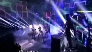 El baile 'hot' de Jennifer Lopez y su novio