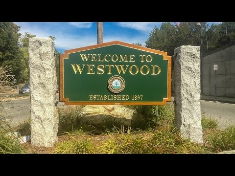 Virtual Tour Of Westwood, Massachusetts From My Harley