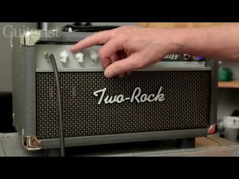 Two-Rock Cardiff Amplifier Demo