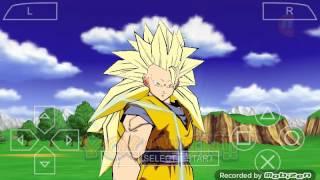 Dragon Ball Z Shin Budokai 2, Como Se Trsnsforma Em Super Saiyajin. [GamePlay.]