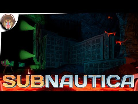 Let's Play Subnautica - PRIMARY CONTAINMENT FACILITY! S4E15