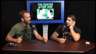 The Fighter and The Kid - Brendan and Bryan believe in Ghosts