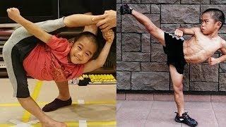 Маленький Брюс Ли - Рюдзи Имаи | Ryusei Imai