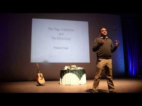 Mr. Prashant Singh (Founder of Himalayan Climate Initiative) / Impact Talks
